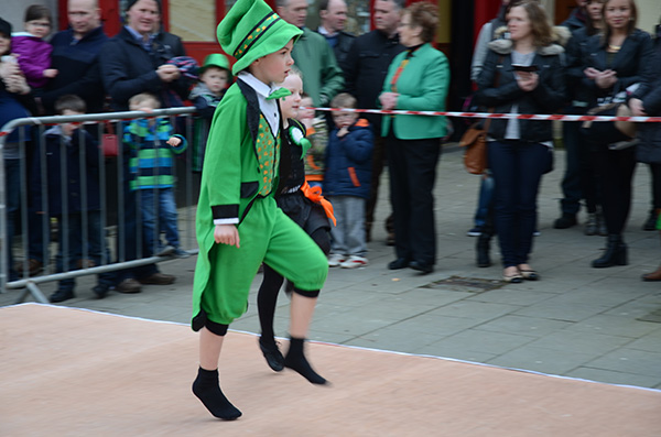 St. Patrick's Day photo by John Rutledge