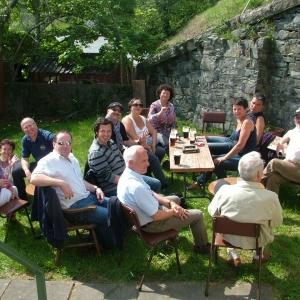 German Visitor Celebrations