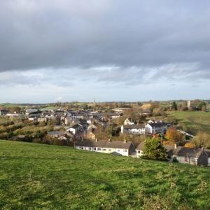 Overlooking Ballybay